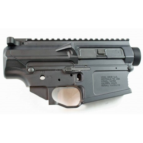 Mega Arms MATEN Ambi Billet Upper/Lower 308 Set M308-0904-HA