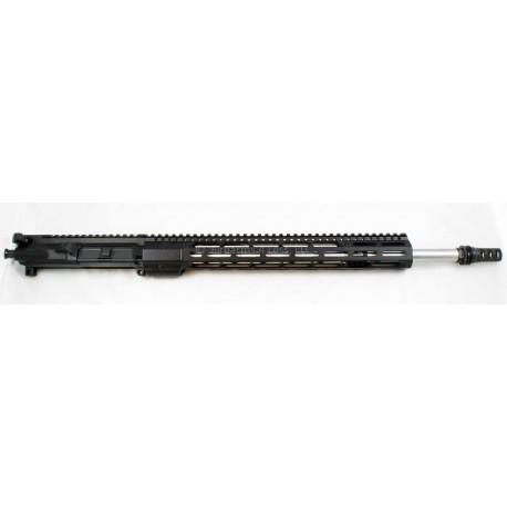 """Mega Arms / Odin Works 18"""" 6.5 Grendel Billet AR15 Upper M-LOK w/ adj. gas block"""