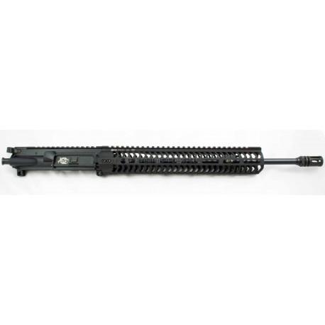 Black Rain Complete Lightweight Mid Length AR15 5.56 Upper M-Lok Adj. Gas Block
