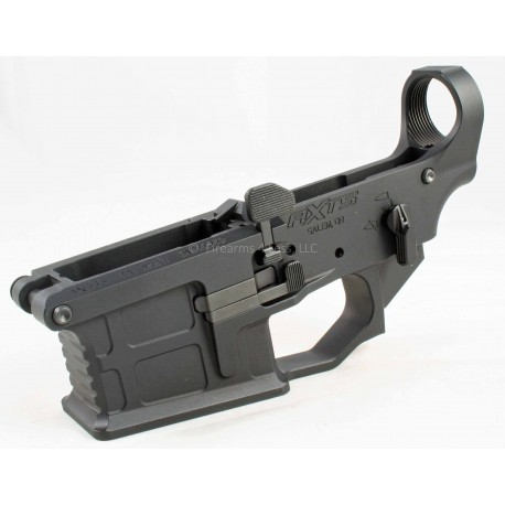 AXTS AX556 AR15 Billet Ambi AR15 Lower - Semi-complete