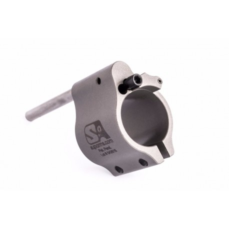 Superlative Arms .750 Adjustable Gas Block Bleed Off Clamp On Stainless