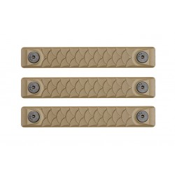 Railscales HTP Scales Dragon FDE M-LOK (3 pack)