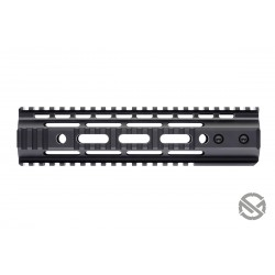 "SMOS AR15 SMR 9"" Quad Rail - black"