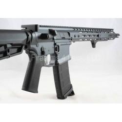 SMOS GFY-15 Custom AR15 223 Grey / Surefire / B.A.D / Shilen