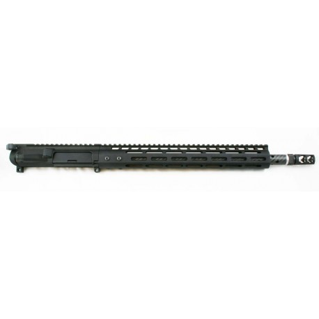 "SMOS / BSF Barrels 16"" Carbon Fiber 9mm AR15 Upper w/ Fortis Brake"