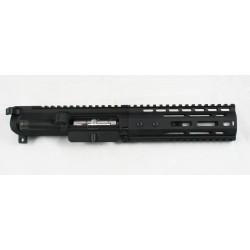 """SMOS / CMMG 4.5"""" AR15 22LR Complete Billet SBR / Pistol Upper w/ Crossbreed Rail"""