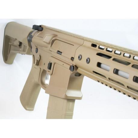 SMOS GFY-15 Custom AR15 223 FDE / Surefire / B.A.D / Shilen