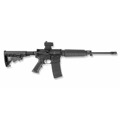 """Bushmaster XM-15 QRC w/ Mini Red Dot 16"""" 223 5.56 91046"""