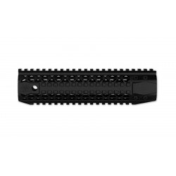 "Black Rain Ordnance AR15 Quad Rail - MidLength (9"") - Black"