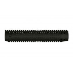 "Black Rain Quad Rail - Rifle Length (12"") - Black"