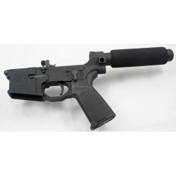 FALLOUT15 AR15 Complete Pistol Billet Lower