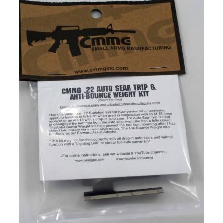 CMMG 22LR Auto Sear Trip & Anti-Bounce Weight Kit
