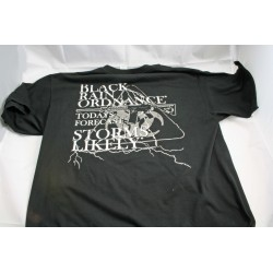 Black Rain Ordnance Storms Likely T-Shirt