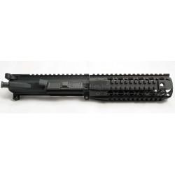 "Black Rain Ordnance FALLOUT15 / CMMG 4.5"" AR15 22LR Complete Billet SBR / Pistol Upper"