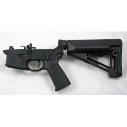 Black Rain Ordnance FALLOUT15 AR15 9mm Complete Billet Lower STR
