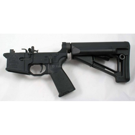 Black Rain Ordnance FALLOUT15 AR15 9mm Complete Billet Lower STR
