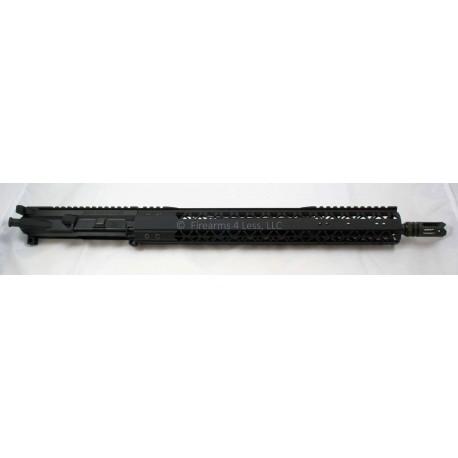 "Black Rain Ordnance FALLOUT15 AR15 16"" Mid Length Lightweight Complete Billet 223 Upper"