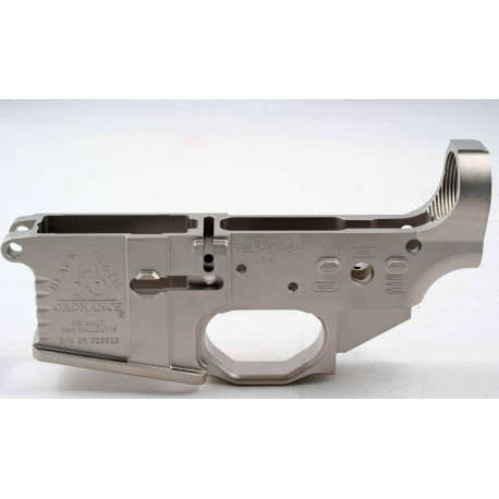 Black Rain Ordnance FALLOUT15 AR15 NorGuard Stripped Billet Lower