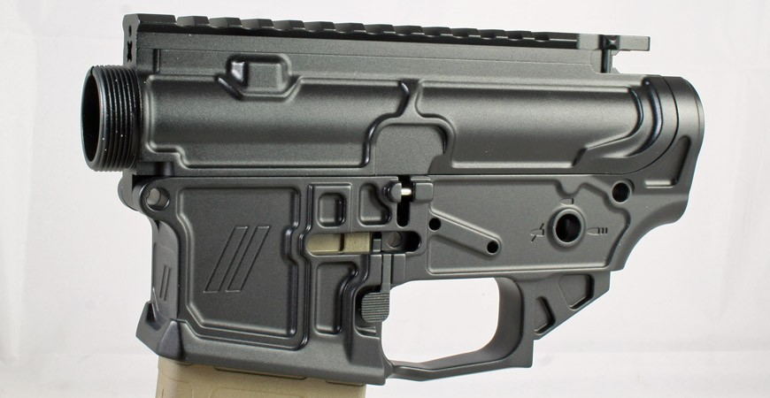 AR15 / 308 AR Receiver Sets
